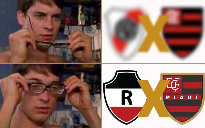 Rivengo, de maior clássico do Piauí à final genérica da Taça Libertadores