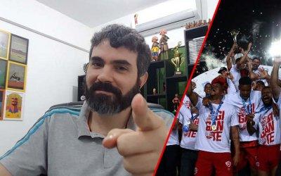 Vídeo | O resgate do Náutico no biênio 2018/2019. Taças, Aflitos, sócios…