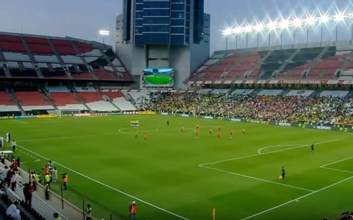 """Brasil vence a Coreia em estádio quase deserto em Abu Dhabi. É o """"Global Tour""""…"""