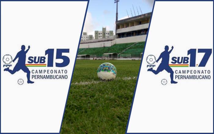 Finais definidas no Sub 15 e no Sub 17 do Pernambucano 2019. Rodada dupla?
