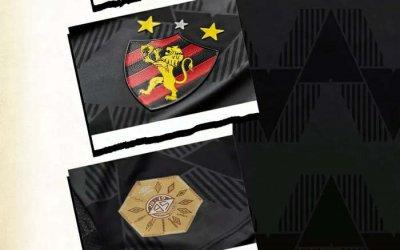 """Sport completa a 1ª linha da Umbro com uniforme inspirado nos """"anos 90"""""""