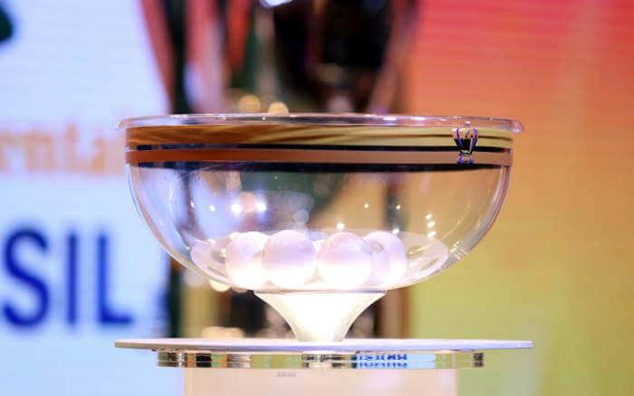 Os potes do sorteio da Copa do Brasil de 2020, com 10 adversários possíveis na estreia