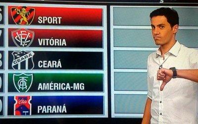 As projeções do 45 Minutos, da Globo, da ESPN e do Lance! sobre os 20 clubes do Brasileirão de 2018