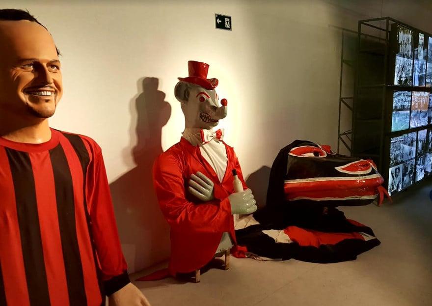 A passagem do Museu do Futebol no Recife e uma orgulhosa colaboração
