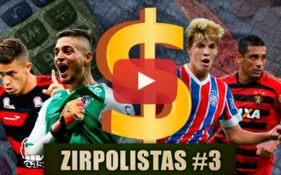 Zirpolistas 3 – As 10 maiores vendas da história do futebol nordestino