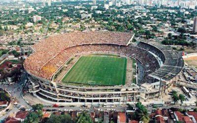 Os maiores públicos da história de Pernambuco. Todos acima de 50 mil