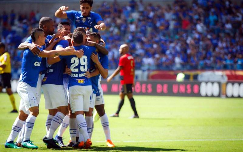 Sem poder de reação, o aniversariante Sport perde do Cruzeiro no Mineirão