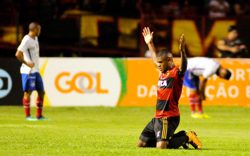Com atuação segura, o Sport supera o Bahia e vence a 2ª seguida na Série A