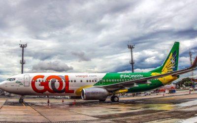 Os aviões da Seleção Brasileira na Copa do Mundo, de 1994 a 2018