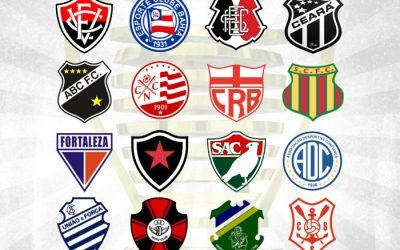 Definidos os 16 participantes da fase de grupos da Copa do Nordeste de 2019 e as cotas de televisão de cada clube