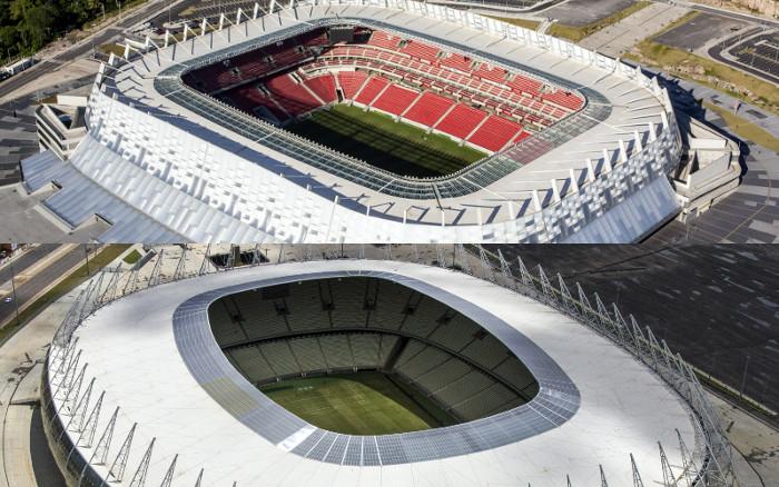 Arena PE ou Castelão, a última escolha da Conmebol para a Copa América 2019