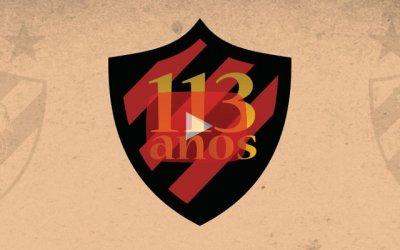 Vídeo – Sport 113 anos