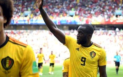 Bélgica aplica mais uma goleada, agora na Tunísia. Lukaku empata com CR7