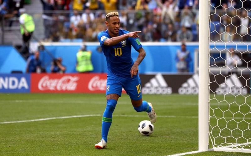Com 2 gols nos descontos, Brasil vence a Costa Rica e respira no Mundial