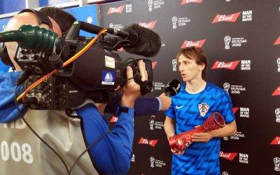 No 4º jogo do super-sábado da Copa na TV, vitória da Croácia diante dos fiéis
