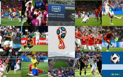 Os textos do blog no Mundial de 2018