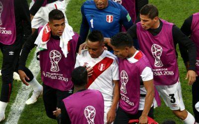 Peru volta à Copa do Mundo após 36 anos e jogo termina em frustração