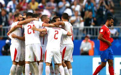 De Iugoslávia a Sérvia, a seleção de Belgrado chega a 18 vitórias em Copas