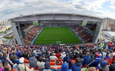 As cadeiras vazias na Rússia e os menores públicos da Copa do Mundo