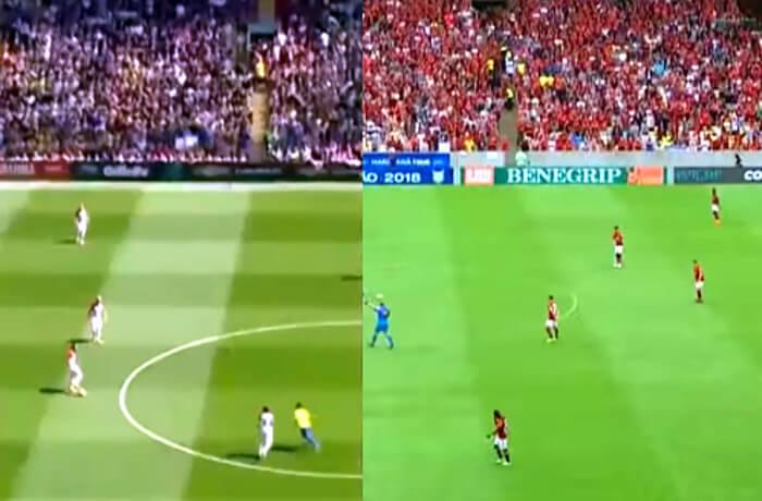 TV no domingo: audiência de Fla x Corinthians cai em 12 metrópoles em relação ao amistoso do Brasil
