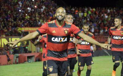 Com golaço de Fellipe Bastos, Sport vence o Atlético-PR e vira vice-líder
