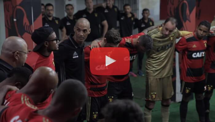 Vídeo – Os bastidores de Sport 1 x 0 Atlético-PR, pelo Brasileirão de 2018
