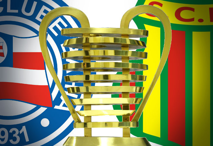 Bahia x Sampaio Corrêa, a final tricolor da Copa do Nordeste de 2018