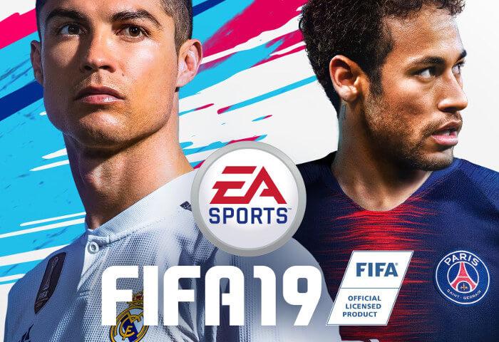 Game – Com CR7 e Neymar na capa, Fifa 19 traz a Champions League licenciada