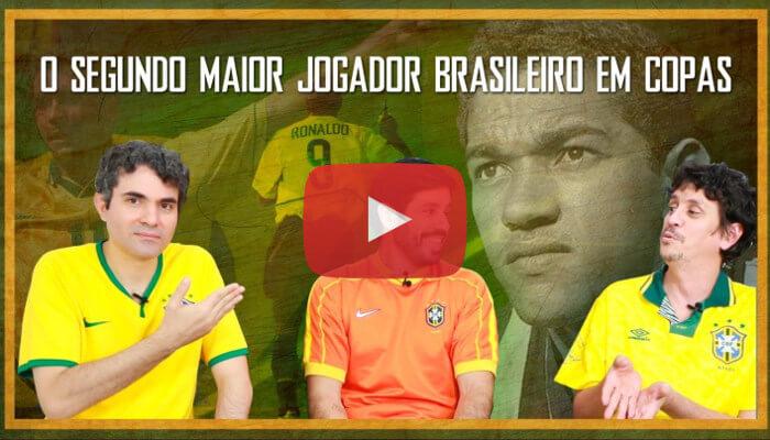 Escolhe ou Morre – O segundo maior jogador brasileiro em Copas