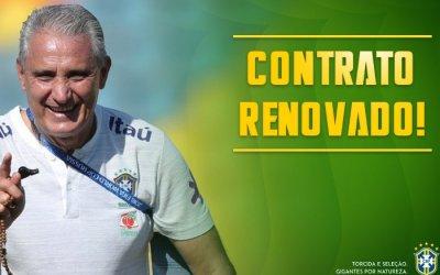 Tite confirmado na Seleção Brasileira até a Copa 2022. O que deveria mudar?