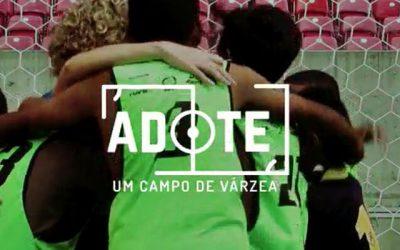 Lei para adoção de praças é ampliada aos 101 campos de várzea no Recife