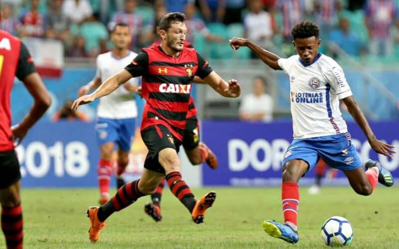 Sport perde do Bahia em Salvador e soma 5 derrotas nos últimos 6 jogos