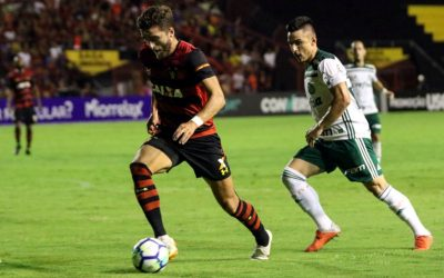 Com desmonte defensivo, Sport perde do Palmeiras e soma a 14ª derrota