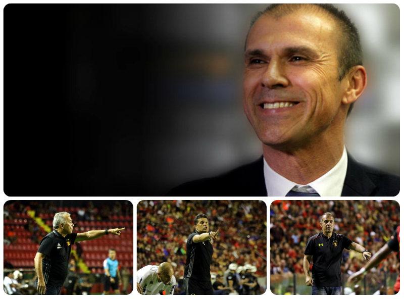 Sport anuncia Milton Mendes, o 4º técnico na Série A. Recorde do clube