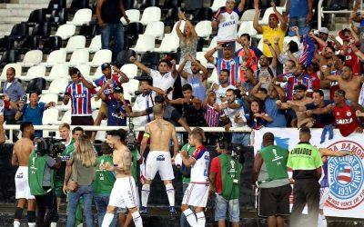 Com o Bahia na Sula, o Nordeste chega pela 7ª vez às quartas de final em torneios da Conmebol