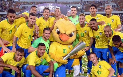 """Tetra no Superclássico, o Brasil chega a 17 x 9 em """"finais"""" contra a Argentina"""