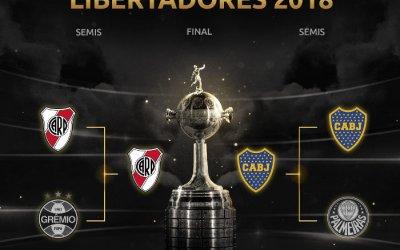 River Plate x Boca Juniors, o Superclássico na final da Taça Libertadores de 2018