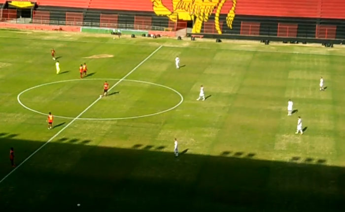 Ao vivo | Transmissão de Sport x Santa Cruz, a final do PE Sub 15, via FPF TV