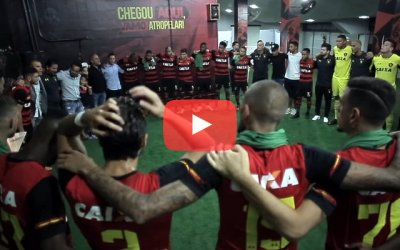 Vídeo | Os bastidores de Sport 2 x 1 Vasco, pelo Brasileirão 2018