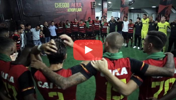 Vídeo   Os bastidores de Sport 2 x 1 Vasco, pelo Brasileirão 2018
