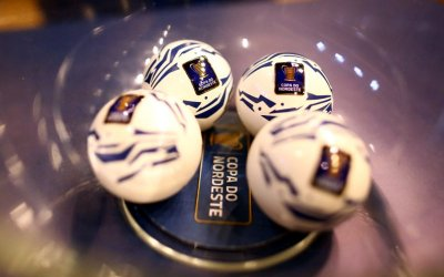 Ao vivo | O sorteio dos grupos da Copa do Nordeste de 2019, via CBF TV