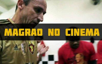 """O primeiro trailer do filme """"Magrão, o apanhador de sonhos"""""""