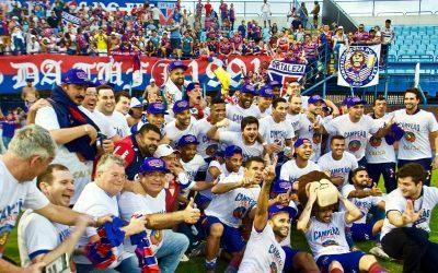 Fortaleza vence a Série B e se torna o 10º campeão nacional do Nordeste