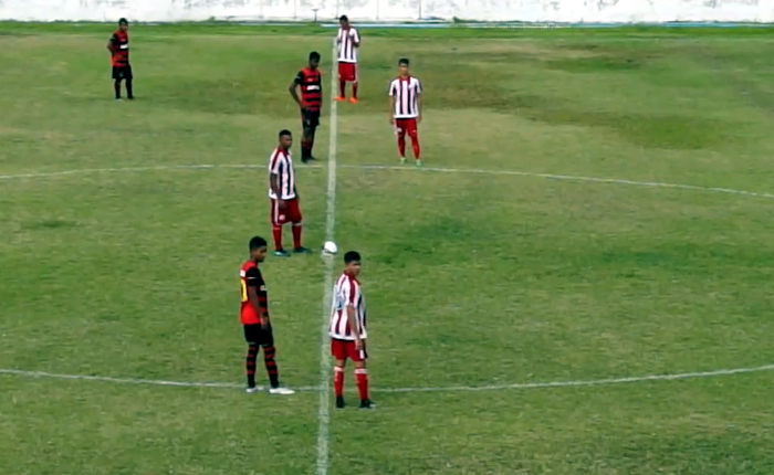 Ao vivo | Transmissão de Náutico x Sport, a final do PE Sub 17, via FPF TV