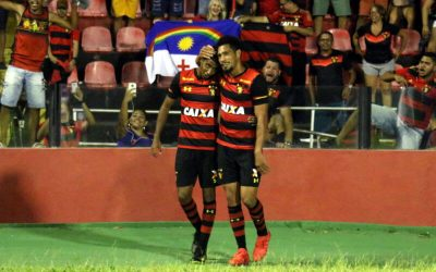 Com drama, o Sport supera o Ceará. Com a 3ª vitória seguida, deixa o Z4