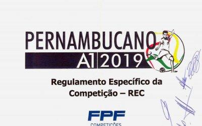 O regulamento do Pernambucano 2019, com 7 vagas para outros torneios