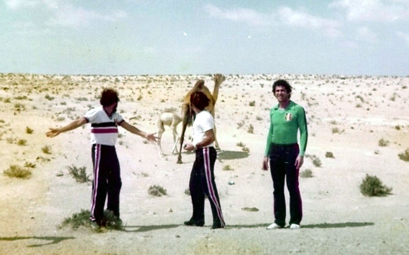 Al Ain na final mundial contra o Real. No passado, a atração foi o Santa Cruz