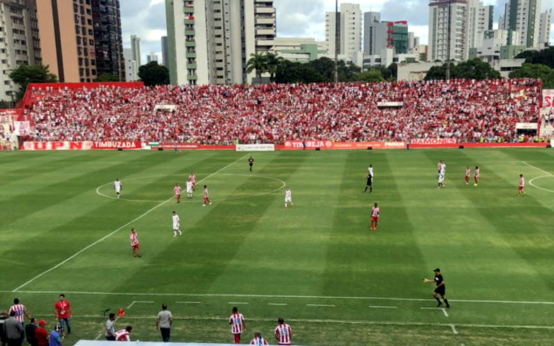 Com R$ 1,5 milhão, Náutico estabelece a maior renda de clubes no Recife