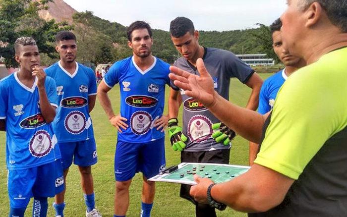 """Agap, o adversário """"perfeito"""" na pré-temporada do futebol pernambucano"""