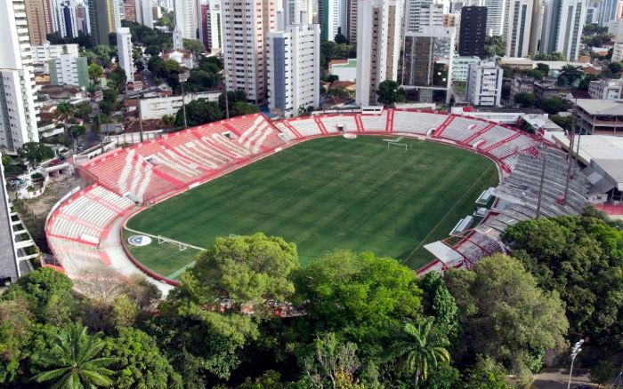 A revolução do estádio dos Aflitos, após 2 anos de obras e ansiedade